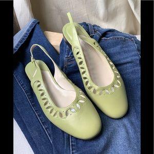 Talbots Leather Sandals